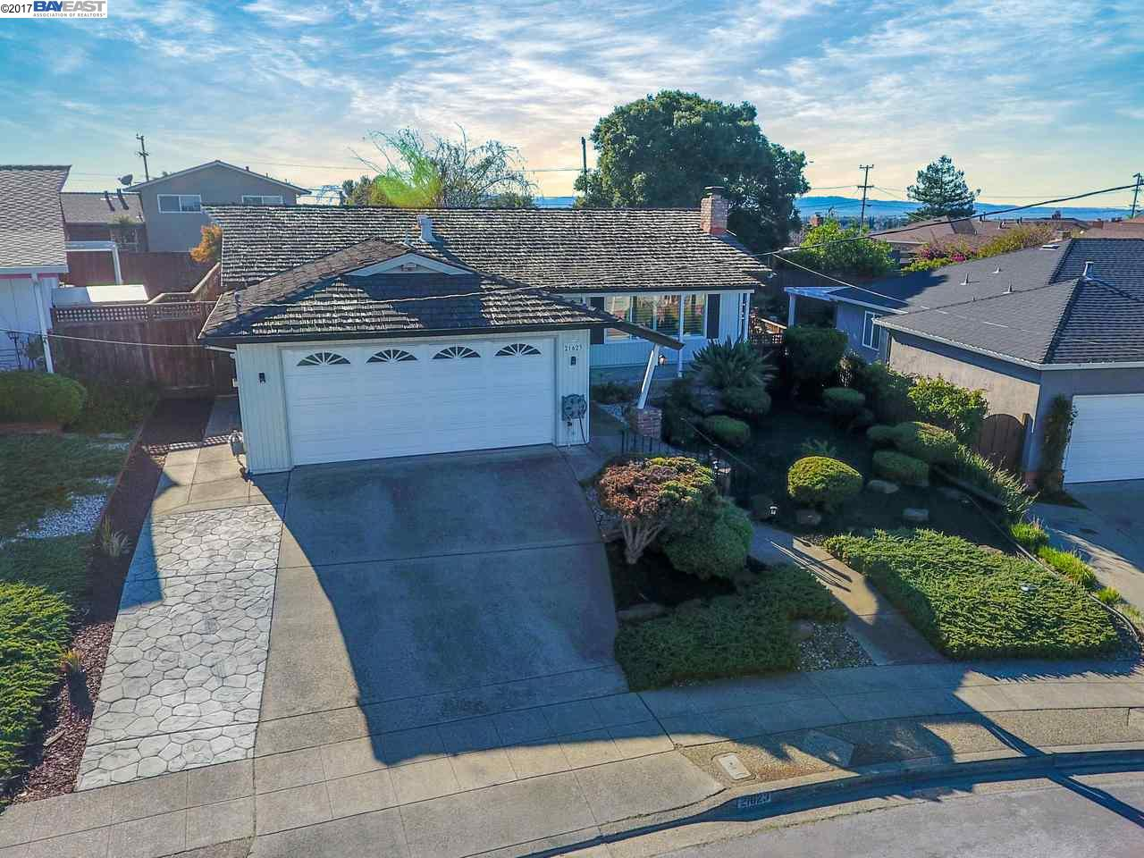 21623 Gail Dr, Castro Valley, CA, 94546 - SOLD LISTING, MLS ...